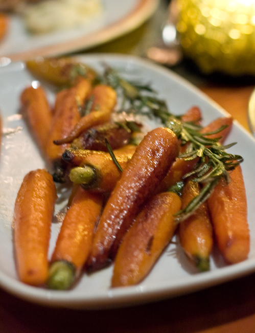 Roasted Carrots - Craft Steak, Las Vegas