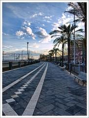 """Il passiatore"", Catania (Andrea Rapisarda) Tags: sunset urban italy clouds geotagged italia tramonto nuvole sicily stazione catania sicilia binari anawesomeshot theunforgettablepictures olympuse510 rapis60 andrearapisarda passiatore geo:lat=37506116 geo:lon=15099212 centrostoricocatanese"