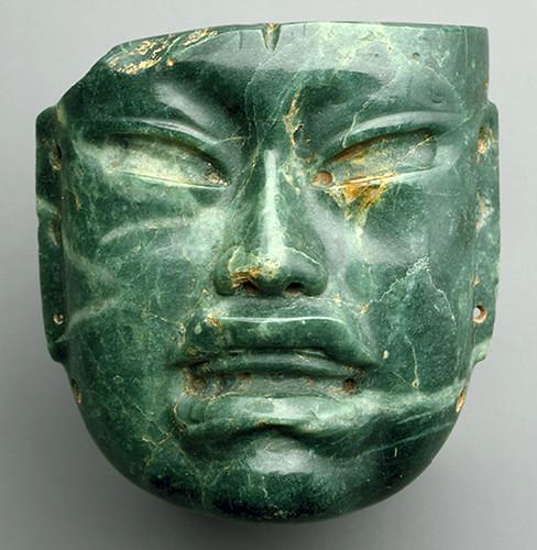 Mayas Mascaras de Jade 012 Mascara de Jade-siglos x