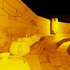 Tea Pot (The SW Eden ( )) Tags: brick stone architecture 3d model sweden athens structure epidaurus 3ds greektheatre 3dsmax athen hellenic greektheater ancientgreektheatre ancientgreektheater