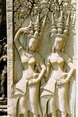 Angkor V - Apsaras
