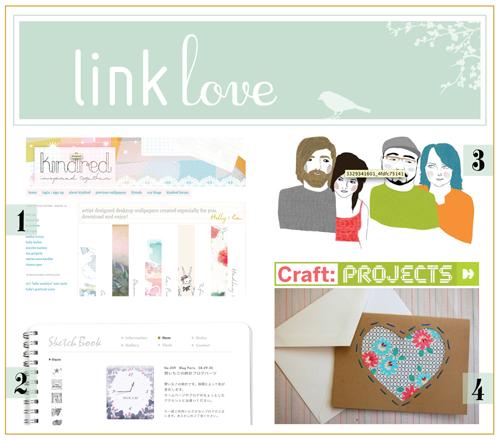 ( link love )