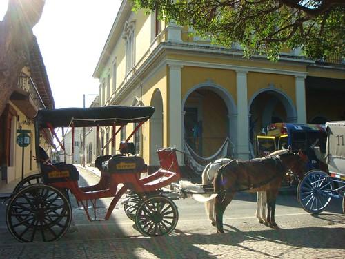 Granada street scene...