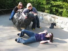 DC Zoo (Carrie Ellingson) Tags: ashley megan dczoo