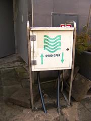 Werk in uitvoering - Evides (alwinoll) Tags: waterworks voor apparatuur drinkwaterleiding