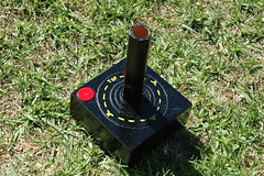 Atari 2600 Joystick Rocket