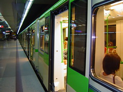 Sofia metro 2 (Moldovia) Tags: city travel underground subway europe metro sofia capital transport eu bulgaria pointandshoot balkans publictransport europeanunion bg travelphotography capitalcity sonydscp72  sofiametro southwesteurope
