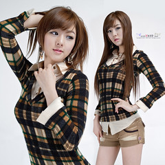 Hwang Mi Hee Wallpaper 4 (smellyKen) Tags: cute model korean hwangmihee