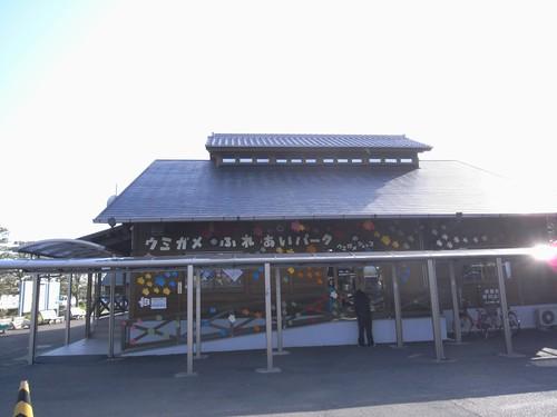 ウミガメふれあいパーク@三重県紀宝町-02