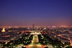 Paris le Ville lumiere