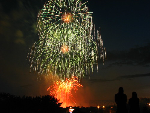 essay about fireworks The fireworks once lit are described as bright and liquid - almost as if they are a type of fiery water the writer uses a lot of onomatopoeia - bang crackle fizzled pops boom there is a lot of colour in the writing, which, combined with the sounds, makes it very vibrant.