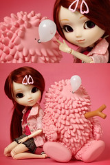 Pop! (cgines) Tags: love toy this diptych little girly pullip mymelody crazylabel treeson i bubblefun