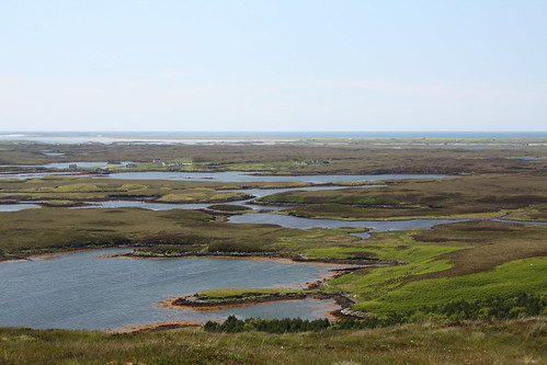 Lakes of North Uist