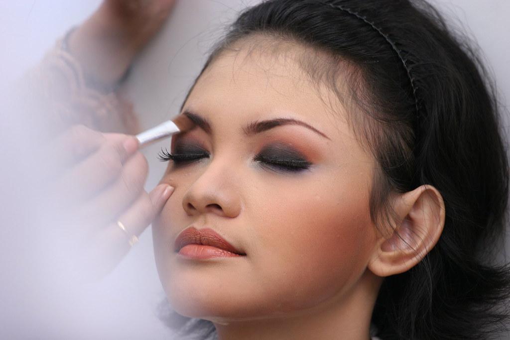 Modern Muslim Wedding Make Up (vidya anggia - make up specialist) Tags: wedding