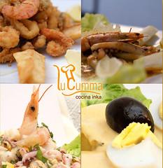 Torrontés y comida peruana