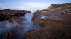 Long exposure at lunchtime. (madarchie0 - currently offline) Tags: longexposure beach tokina1224 filter hoya cokin nd8 ndx400 dudleysouth