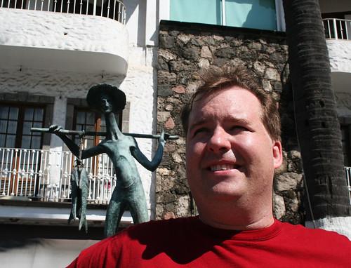 El Pescador and Mike - Puerto Vallarta