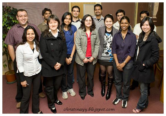 USQ Mentors 2009