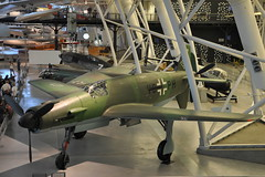 Luftwaffe - Dornier Do 335A-1 Pfeil (Arrow) - Air and Space Smithsonian - Udvar Hazy Center - July 29th, 2009 1193 RT CRP (TVL1970) Tags: airplane smithsonian iad nikon aircraft aviation arrow nationalairandspacemuseum anteater dullesairport airandspacemuseum smithsonianairandspacemuseum luftwaffe dornier pfeil stevenfudvarhazycenter daimlerbenz nasm d90 udvarhazycenter ameisenbr dullesinternationalairport udvarhazyannex washingtondullesinternationalairport nikond90 dornierdo335 do335 db603 nikkor18105mmvr 18105mmvr dornierflugzeugwerke dornierdo335pfeil do335pfeil daimlerbenzdb603 daimlerbenzdb603e1 db603e1