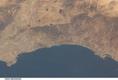 Southern California (NASA, International Space...