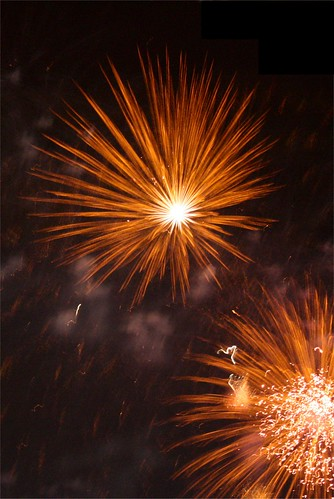 2009 1er août - fêtes de Genève (1)