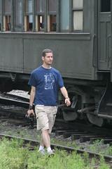Milford, NY (auburnxc) Tags: ny train august milford canondslr 2009 choochoo 13807 milfordny auburnphotographyclub milfordnewyork