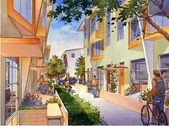 Delaware Addition, Santa Cruz, CA (courtesy of Redtree Properties & Mark Primack)