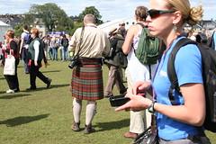 The Clan Gathering 2009 - Edinburgh