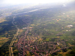 Kruibeke (elbisreverri) Tags: river geotagged belgium belgie aerial antwerp schelde antwerpen kruibeke scheldt bazel geo:lat=51170787 geo:lon=4312563