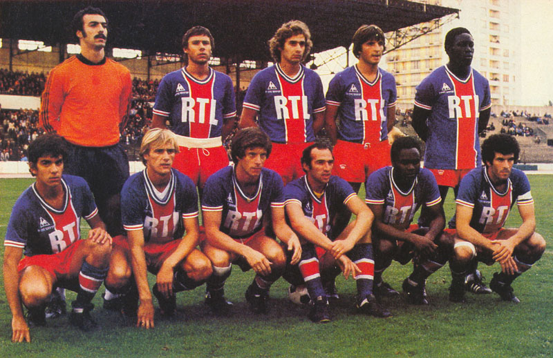 paris saint-germain 1977-78