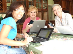 Web 2 Research Meeting by Jeanne Sewell