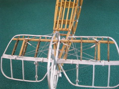 Sopwith CamelTail Detail (pasiphae90) Tags: scale model aircraft camel 116 sopwith
