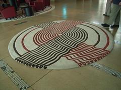 Carpet in Midland Hotel Lobby (davidrhodes2019) Tags: artdeco gill delawarr restorations midlandhotelmorecambe lakedays