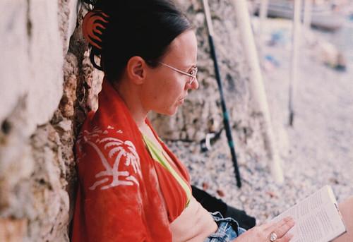 Reading in Trpejca