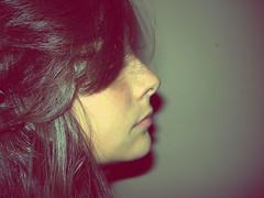 (Caterina Savi) Tags: bocca naso capelli profilo