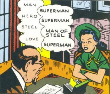 Golden age Lois Lane