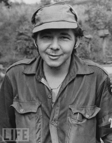 Raul Castro 1958