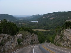 The Three Sisters of the Hill Country on FM 337 (Picture a Day September 24, 2009)
