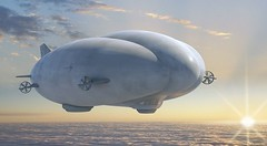 Lockheed Martin Airship News 09-22-09 (lazzo51) Tags: aviation science walrus blimps airships lockheedmartin darpa zeppelins luftschiff dirigibles p791 lemv 092209 longendurancemultiintelligencevehicle skytug