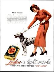 Lucky Strike Ad (LIFE 1936-11-23)