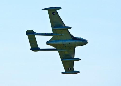 Warbird picture - Leuchars Airshow 120909-11