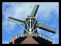 Adriaan (++Rob++) Tags: mill haarlem netherlands nederland molen molendeadriaan nederlandvandaag