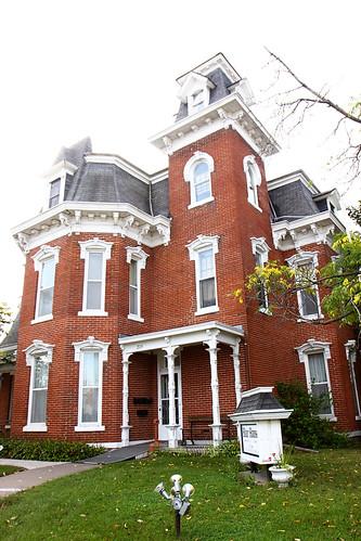 . blaire house .