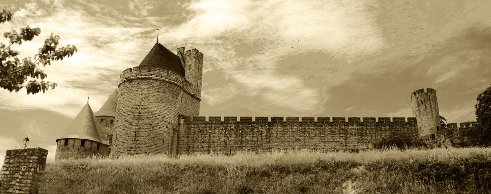 Carcasson Castle