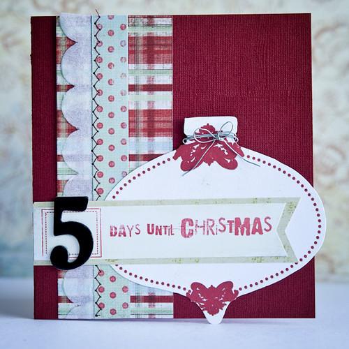 5 days till christmas