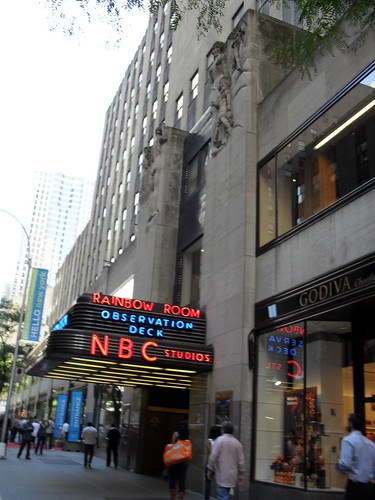 nbc rainbow room