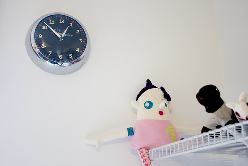 Margo et l'horloge