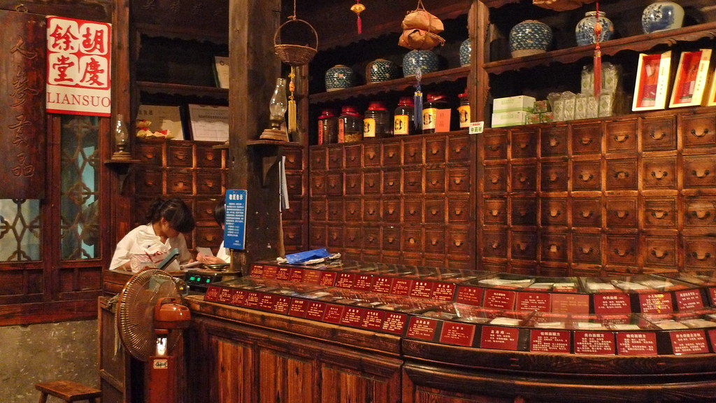 Medicine Shop Counter