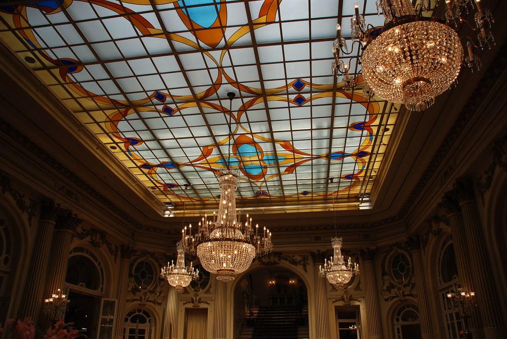 Hotel Astoria, Brussels, Belgium, 2007