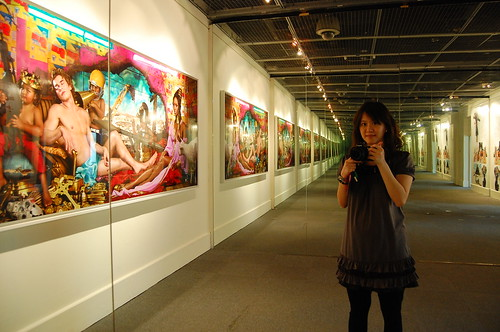 David LaChapelle in MOCA Taipei